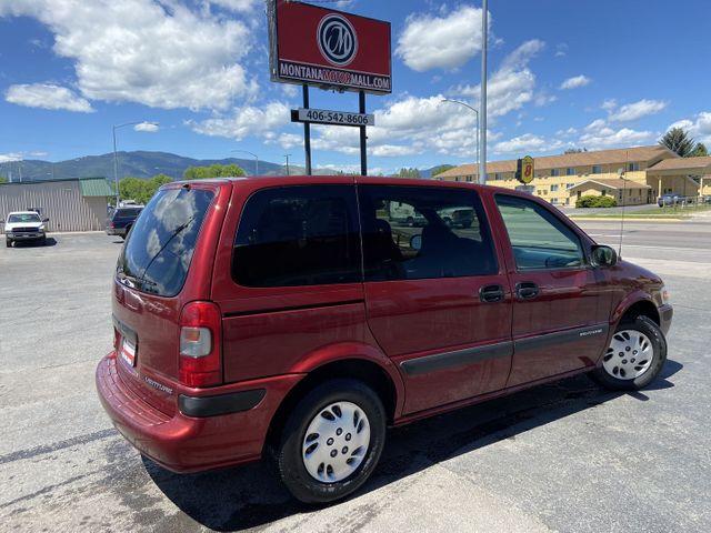 2002 Chevrolet Venture 1SA Pkg in Missoula, MT 59801