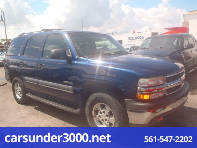 2002 Chevy Tahoe Lake Worth , Florida