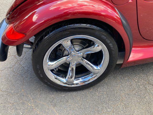 2002 Chrysler Prowler Limited Edition in Boerne, Texas 78006