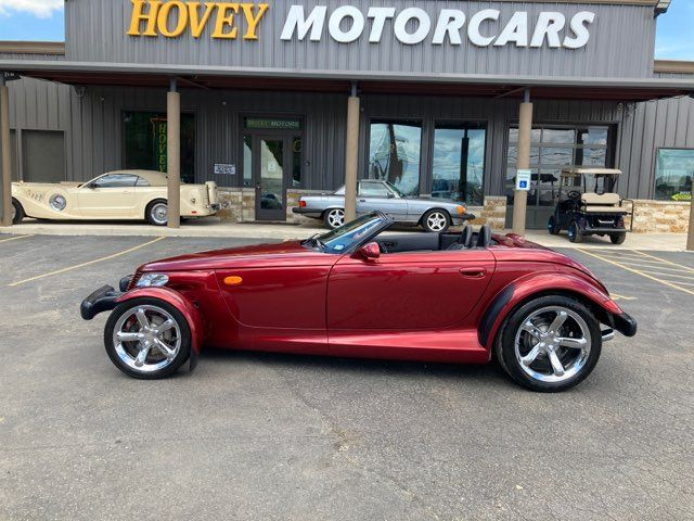 2002 Chrysler Prowler Limited Edition