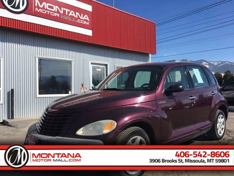 2002 Chrysler PT Cruiser Sport Wagon 4D in