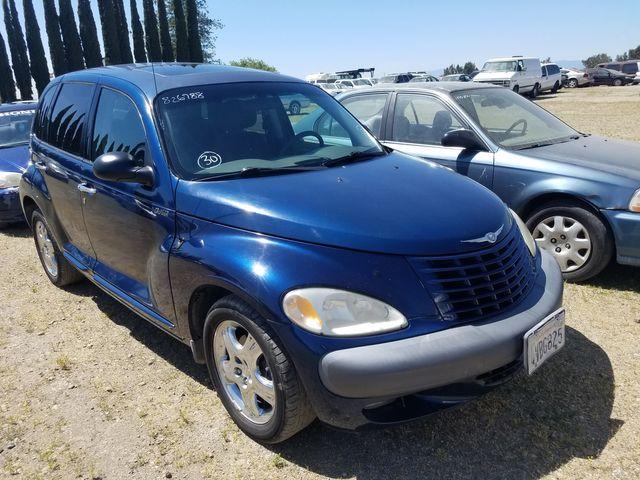 2002 Chrysler PT Cruiser Touring