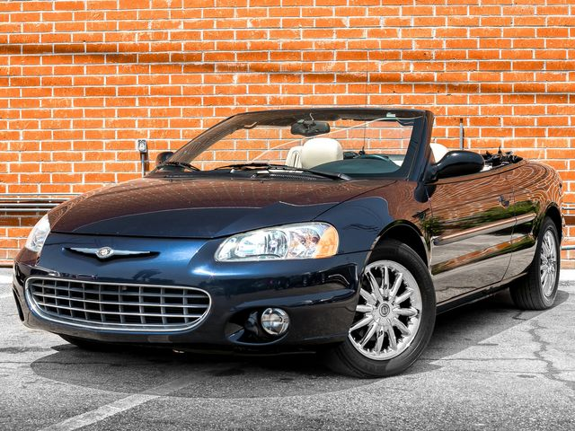 2002 Chrysler Sebring Limited Burbank, CA 1