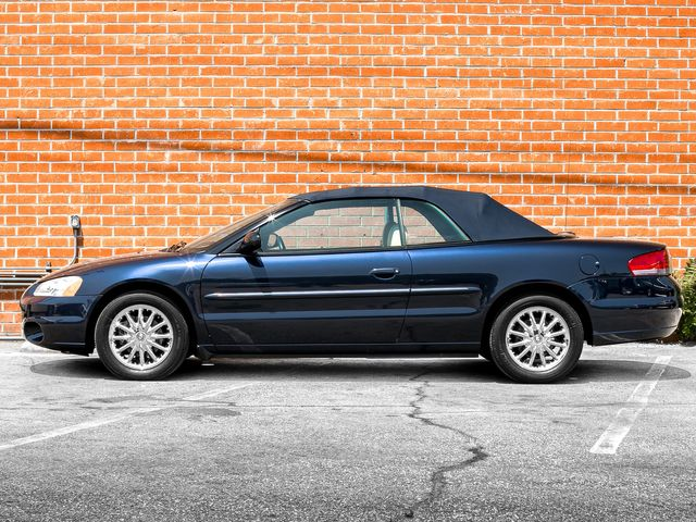 2002 Chrysler Sebring Limited Burbank, CA 6