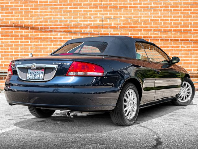 2002 Chrysler Sebring Limited Burbank, CA 7