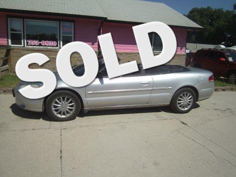 2002 Chrysler Sebring Limited in Fremont, NE