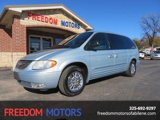 2002 Chrysler Town & Country Limited | Abilene, Texas | Freedom Motors  in Abilene,Tx Texas