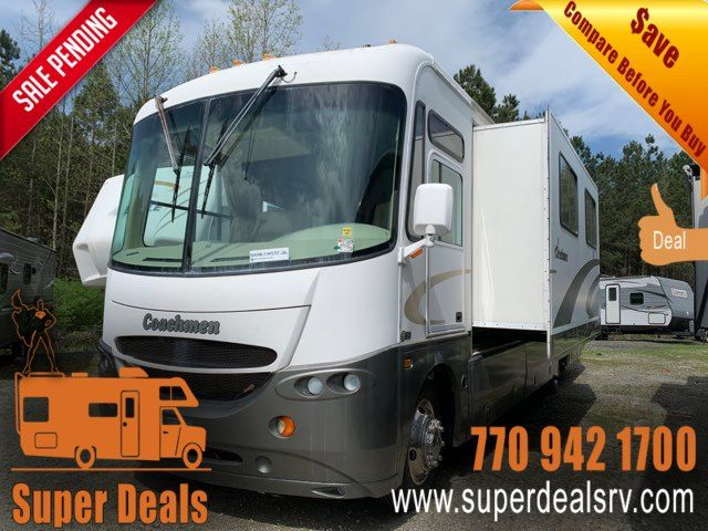 2002 Coachmen Aurora 3510DS