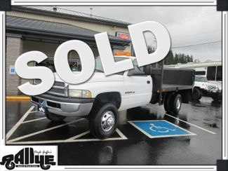 2002 Dodge 3500 Ram Flatbed in Burlington, WA 98233