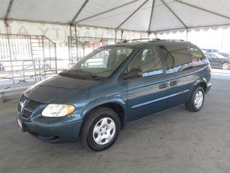 2002 Dodge Caravan SE Gardena, California