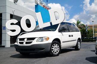 2002 Dodge Caravan SE Hialeah, Florida