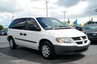 2002 Dodge Caravan SE Hialeah, Florida 2