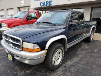 2002 Dodge Dakota SLT   Champaign, Illinois   The Auto Mall of Champaign in Champaign Illinois