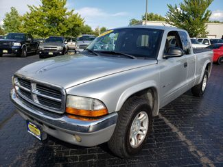 2002 Dodge Dakota SLT | Champaign, Illinois | The Auto Mall of Champaign in Champaign Illinois