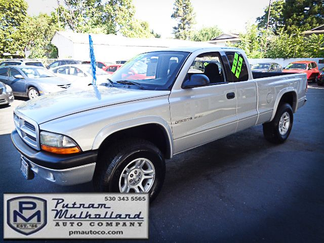2002 Dodge Dakota Sport Chico, CA 2