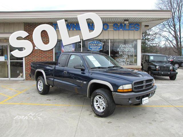 2002 Dodge Dakota Base in Medina OHIO, 44256