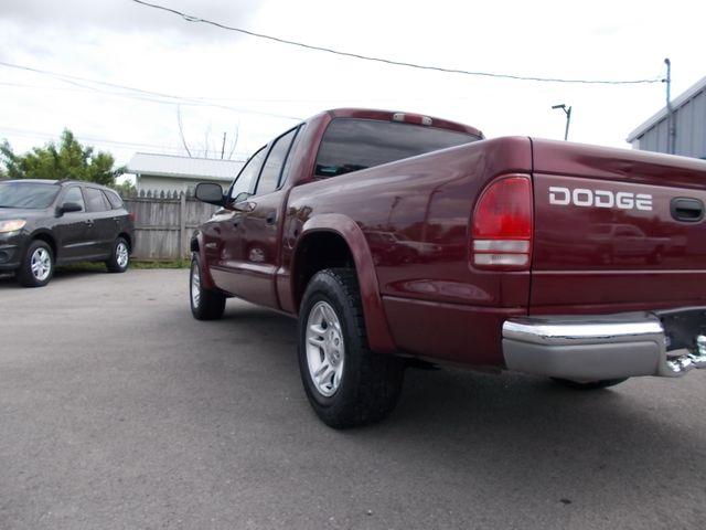 2002 Dodge Dakota SLT Shelbyville, TN 3