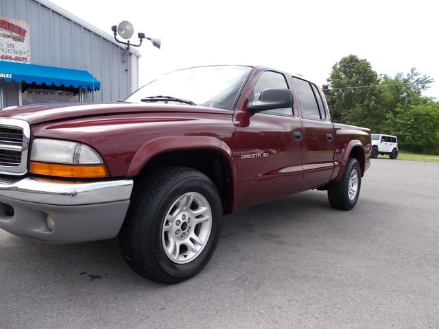 2002 Dodge Dakota SLT Shelbyville, TN 5