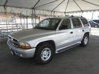 2002 Dodge Durango SLT Gardena, California