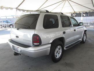 2002 Dodge Durango SLT Gardena, California 2