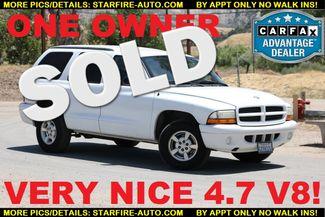 2002 Dodge Durango Sport Santa Clarita, CA
