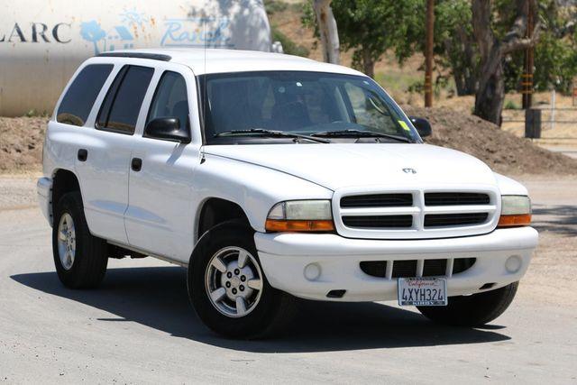 2002 Dodge Durango Sport Santa Clarita, CA 3