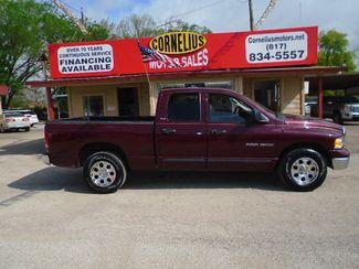 2002 Dodge Ram 1500 x | Fort Worth, TX | Cornelius Motor Sales in Fort Worth TX