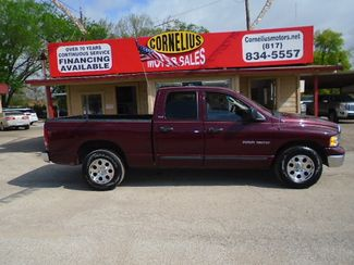 2002 Dodge Ram 1500 x | Fort Worth, TX | Cornelius Motor Sales in Fort Worth TX