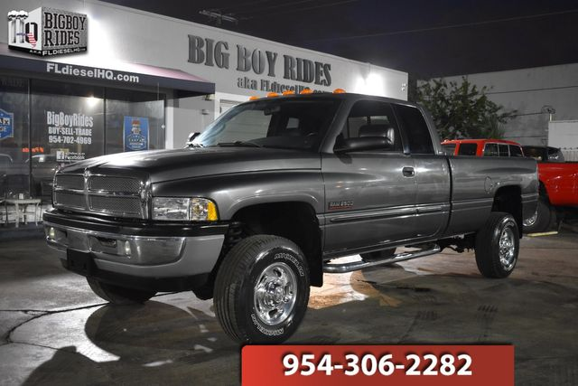 2002 Dodge Ram 2500 Laramie Plus
