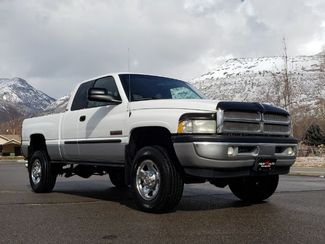 2002 Dodge Ram 2500 SLT Plus Quad Cab Short Bed 4WD LINDON, UT 2