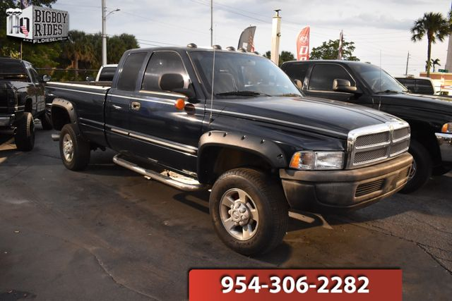 2002 Dodge Ram 3500 SLT in FORT LAUDERDALE FL, 33309