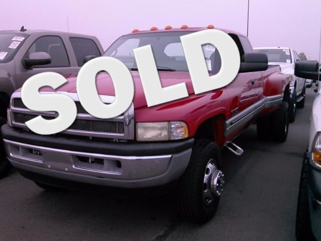 2002 Dodge Ram 3500 SLT Plus Quad Cab 4WD LINDON, UT