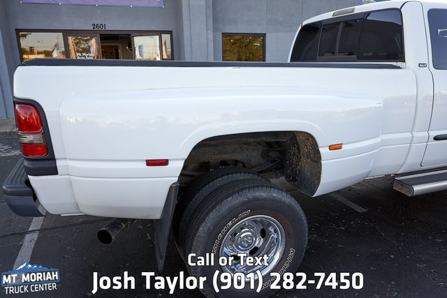 2002 Dodge Ram 3500 Cummins Diesel 4X4 in Memphis, Tennessee 38115
