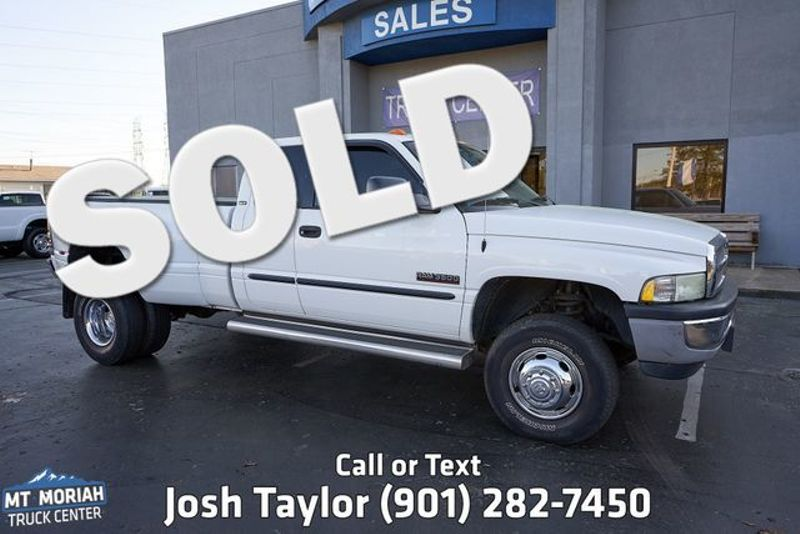 2002 Dodge Ram 3500 Cummins Diesel 4X4 | Memphis, TN | Mt Moriah Truck Center in Memphis TN