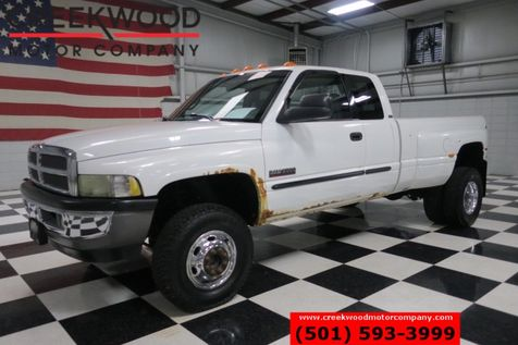 2002 Dodge Ram 3500 Laramie SLT Extended Cab 4x4 Auto Dually New Tires in Searcy, AR