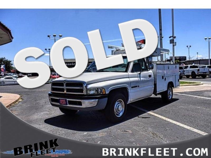 2002 Dodge Ram BR2500 135 WB, 55.7 CA   Lubbock, TX   Brink Fleet in Lubbock TX