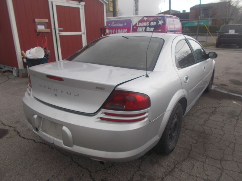 2002 Dodge Stratus SE  in Salt Lake City, UT