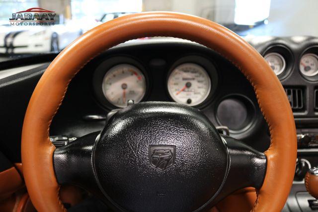 2002 Dodge Viper RT/10 Merrillville, Indiana 16
