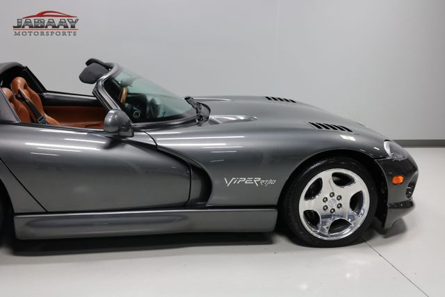 2002 Dodge Viper RT/10 Merrillville, Indiana 37