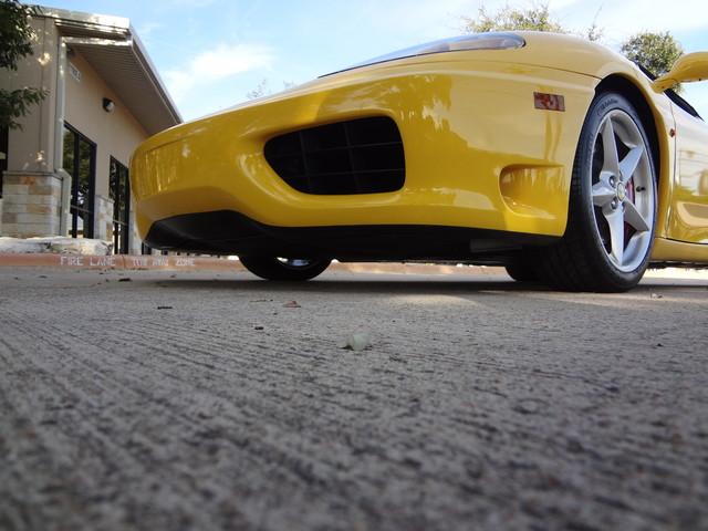 2002 Ferrari 360 Spider Austin , Texas 17