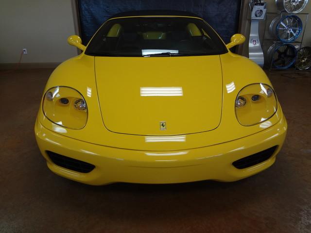 2002 Ferrari 360 Spider Austin , Texas 1