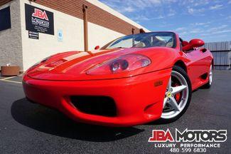 2002 Ferrari 360 Spider 6-SPEED GATED MANUAL TRANSMISSION in Mesa, AZ 85202
