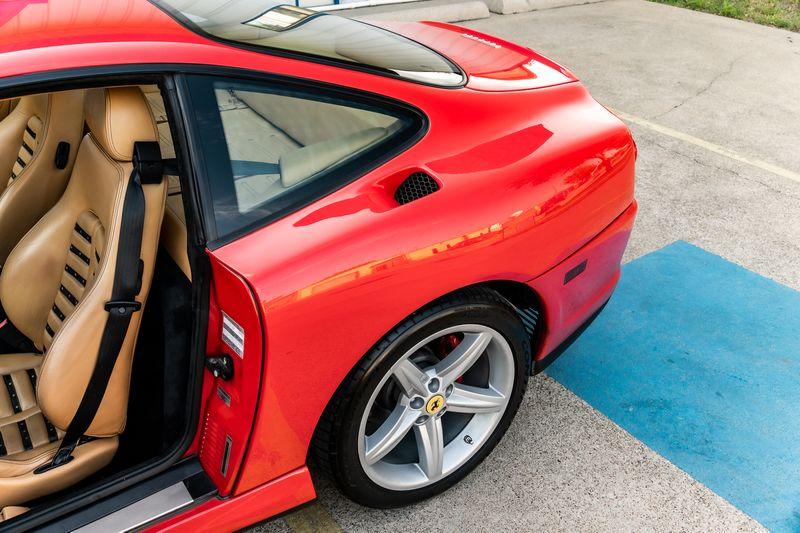 2002 Ferrari 575M Maranello F1 TRANS TUBI EXHAUST METICULOUSLY MAINTAINED! in Rowlett, Texas