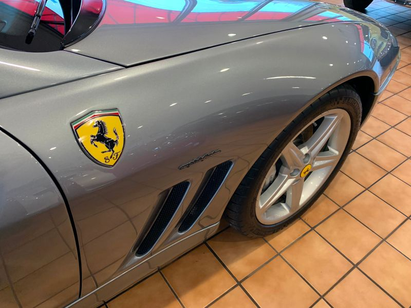2002 Ferrari 575M Maranello   St Charles Missouri  Schroeder Motors  in St. Charles, Missouri