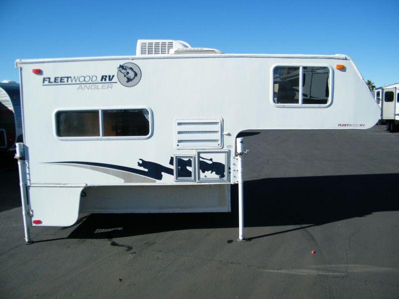 2002 Fleetwood Angler 8B Truck Camper  in Surprise, AZ