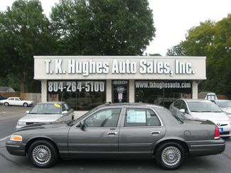 2002 Ford Crown Victoria LX in Richmond, VA, VA 23227