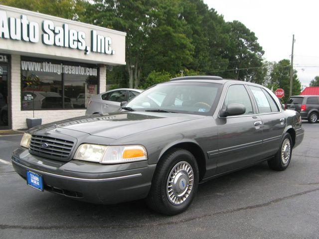 2002 Ford Crown Victoria LX in Richmond, VA, VA 23227