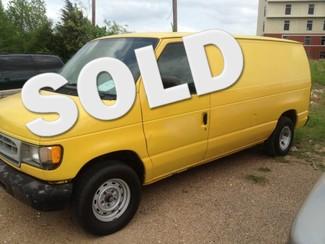 2002 Ford Econoline E150 Cleburne, Texas