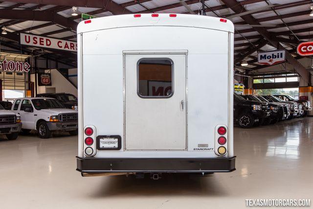 2002 Ford Econoline Commercial Cutaway Starcraft Allstar Bus in Addison Texas, 75001