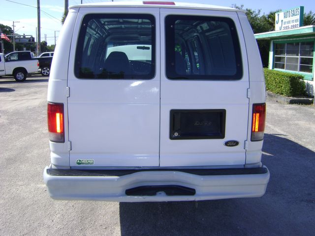2002 Ford ECONOLINE E350 SUPER DUTY VAN in Fort Pierce, FL 34982